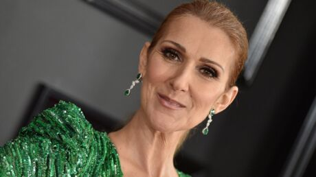 Céline Dion très chic pour sa visite à Paris