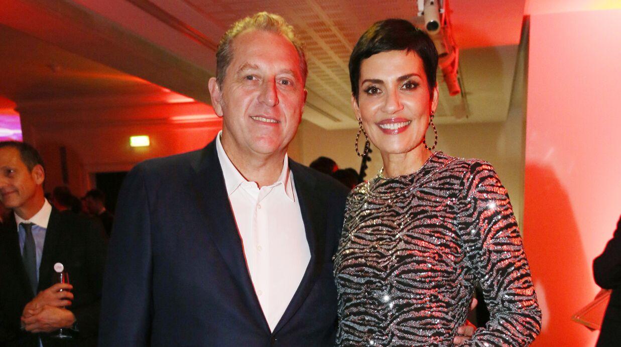 Cristina Cordula: sa rencontre avec Frédéric, la demande en mariage, la cérémonie… elle raconte tout!