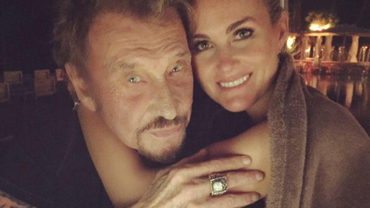 PHOTO Anniversaire de Johnny Hallyday: Laeticia publie la plus belle des déclarations d'amour