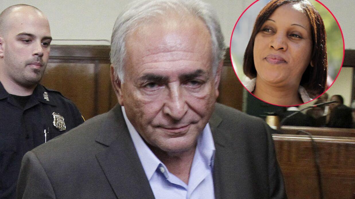 DSK réclamerait un million de dollars à Nafissatou Diallo