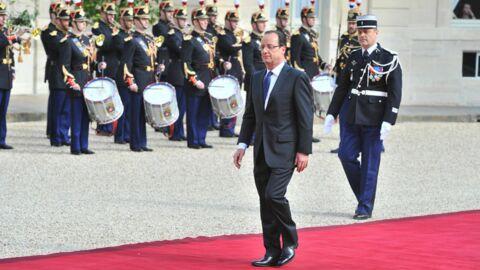 Les enfants Hollande zappent l'investiture de leur père