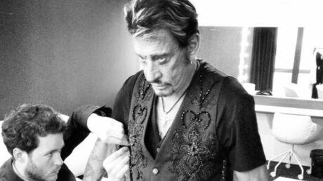 PHOTOS Les coulisses du premier concert de Johnny Hallyday en France