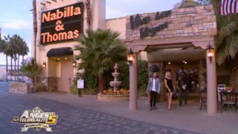 Les Anges de la téléréalité 5: Thomas et Nabilla unis par Elvis