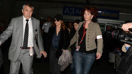 DIAPO Vanessa Paradis et un flot de stars débarquent à Cannes