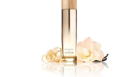 La Collection Divine a son parfum chez Caudalie