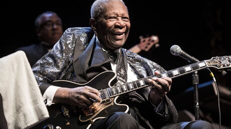 Mort de B.B. King, légende du blues