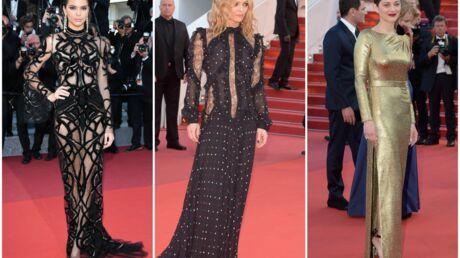 DIAPO Cannes 2016: Marion Cotillard très glam, Kendall Jenner et Vanessa Paradis tout en transparence pour «Mal de pierres»