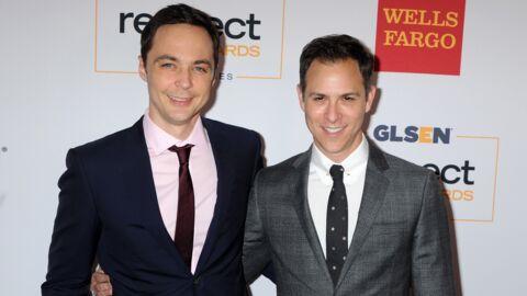 Jim Parsons, le héros de The Big Bang Theory, s'est marié avec son compagnon
