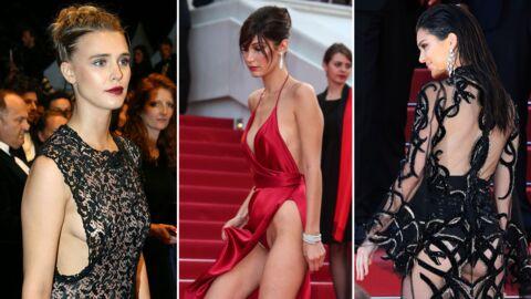 PHOTOS Les fesses de Kendall Jenner, la poitrine de Gaïa Weiss… le best-of sexy du Festival de Cannes 2016