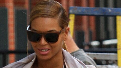 LOOK Beyoncé et Blue Ivy en balade à New York