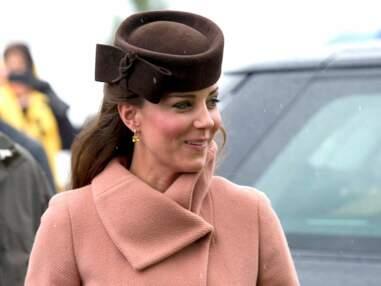 Kate Middleton radieuse lors d'un festival equestre
