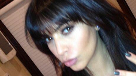 DIAPO Découvrez la nouvelle coiffure de Kim Kardashian