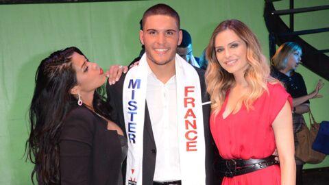 PHOTOS Clara Morgane et Ayem Nour (très décolletée) vous présentent Mister France 2017