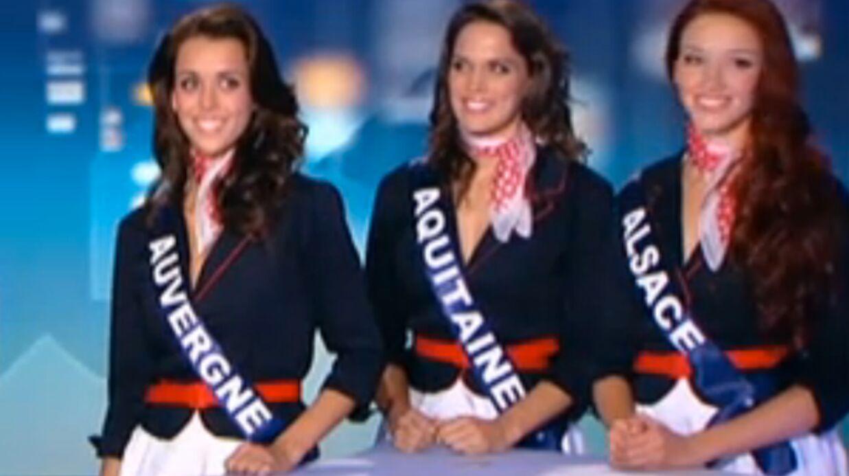 DIAPO Parmi ces Miss se cache la future Miss France 2012