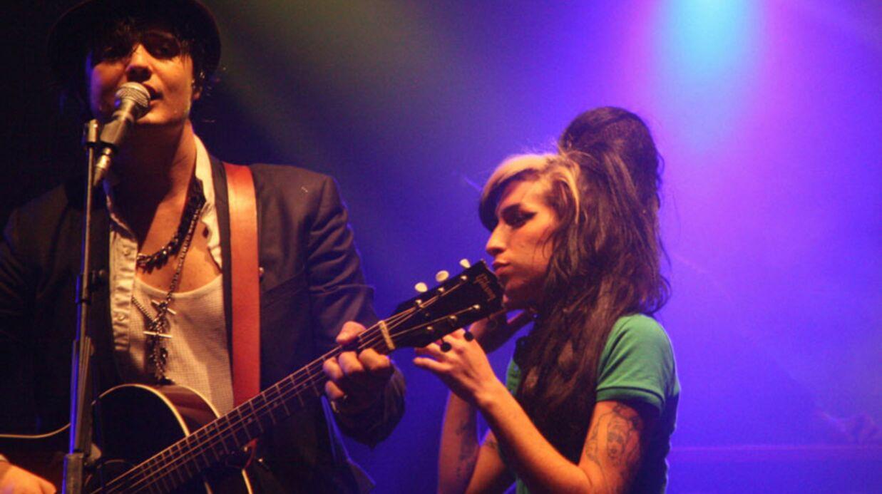 Pete Doherty croit son appartement hanté par Amy Winehouse