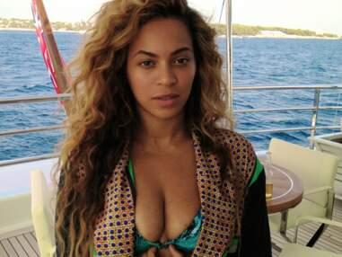 Beyoncé en France : ses photos de vacances