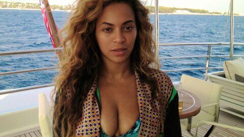DIAPO Beyoncé en France: ses photos de vacances