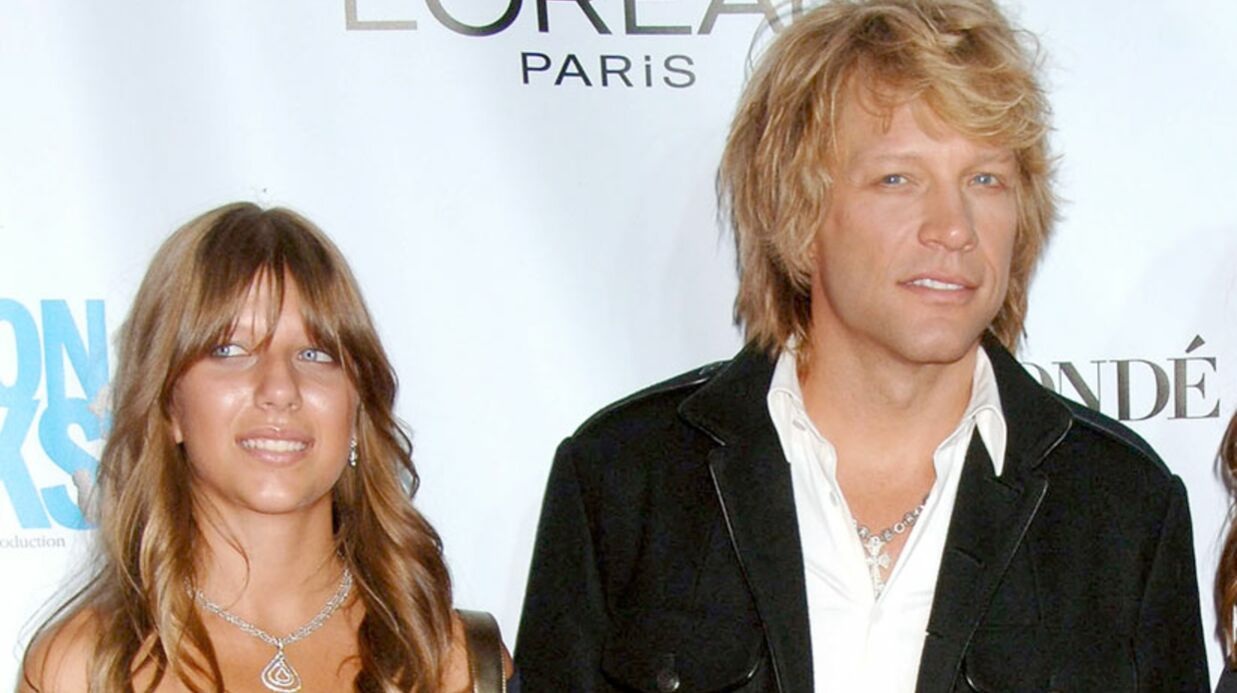 La fille de Bon Jovi arrêtée après une overdose d'héroïne