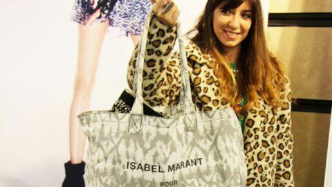 MarieLuvPink s'est rendue à la soirée VIP Isabel Marant pour H&M
