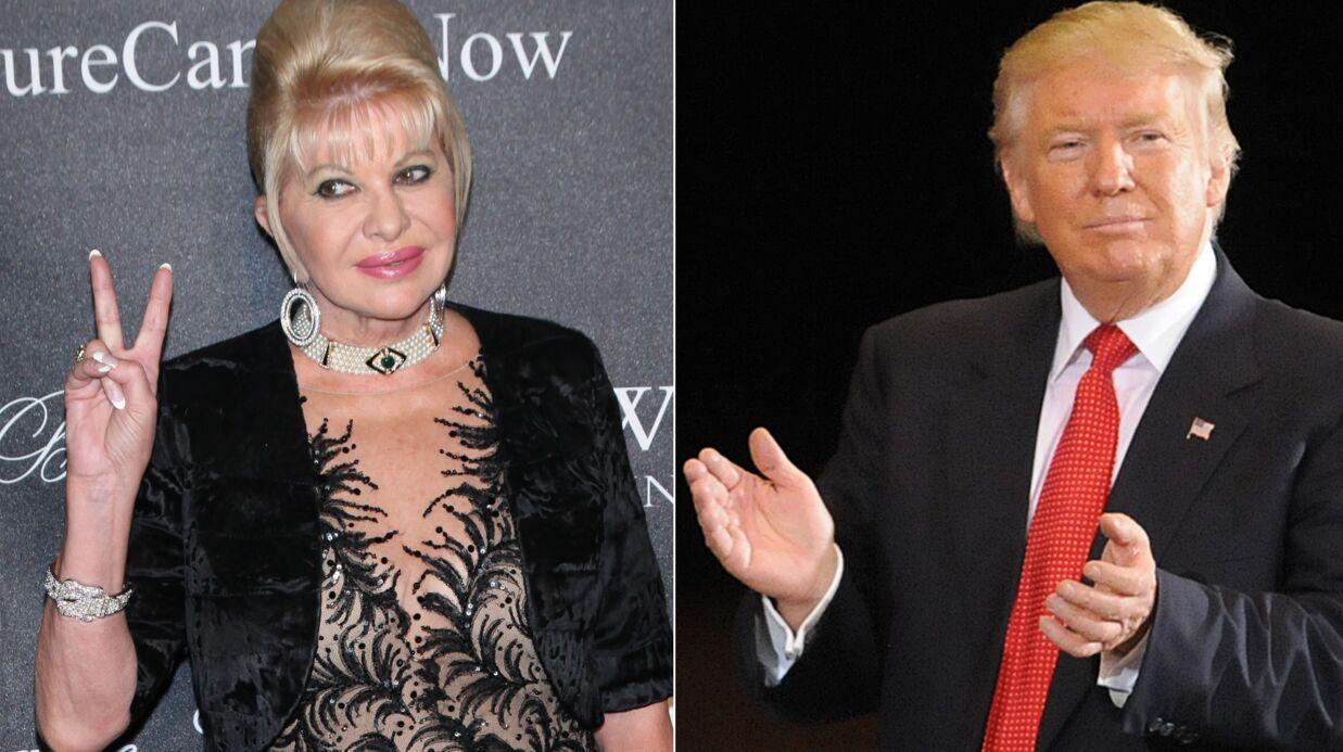 Donald Trump: son ex-femme Ivana lui réclame un poste d'ambassadrice des Etats-Unis à Prague