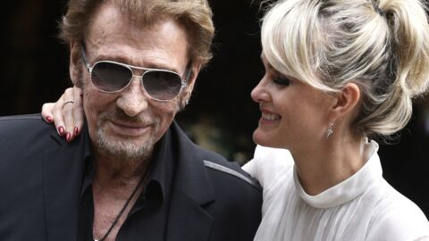 PHOTO Johnny Hallyday vend une de ses voitures de collection pour soutenir l'association de Laeticia