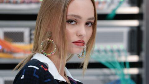 VIDEO Lily-Rose Depp ose la coupe garçonne pour Chanel