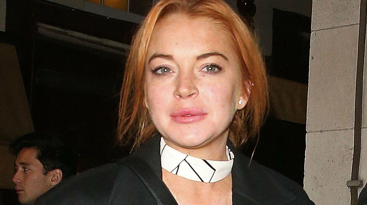 Lindsay Lohan: un homme affirme qu'il a été battu par deux Russes à cause d'elle