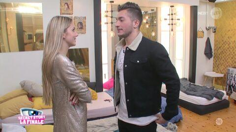 Secret Story 10: Sauveur de couple, Julien essaie d'empêcher Anaïs de sortir avec Darko