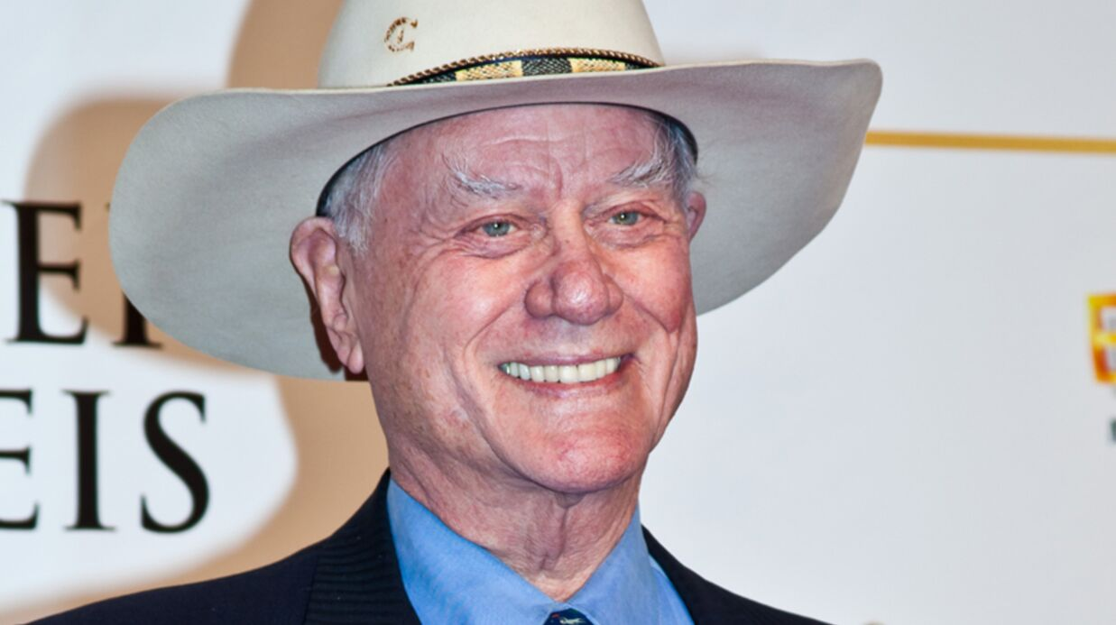 Larry Hagman (alias JR dans Dallas) est atteint d'un cancer