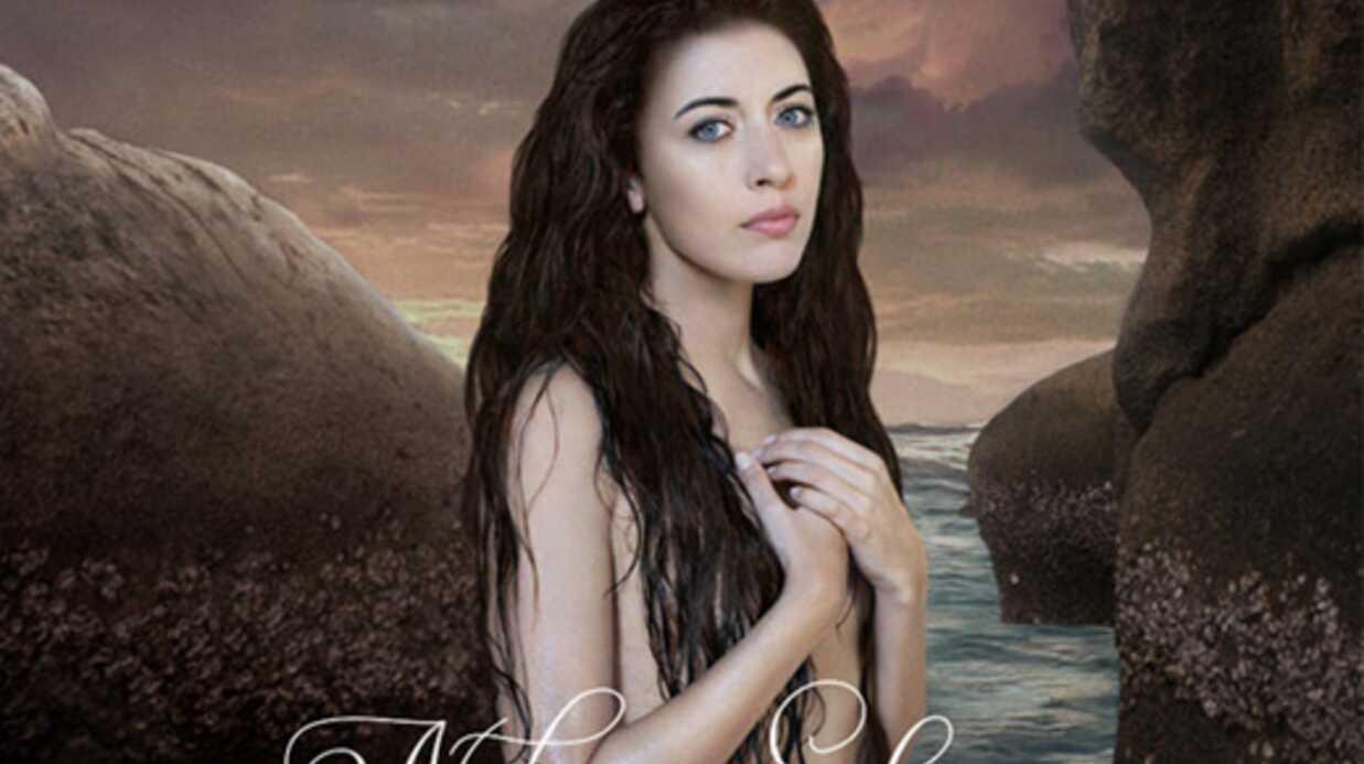 PHOTO Nolwenn Leroy en sirène topless pour son prochain album