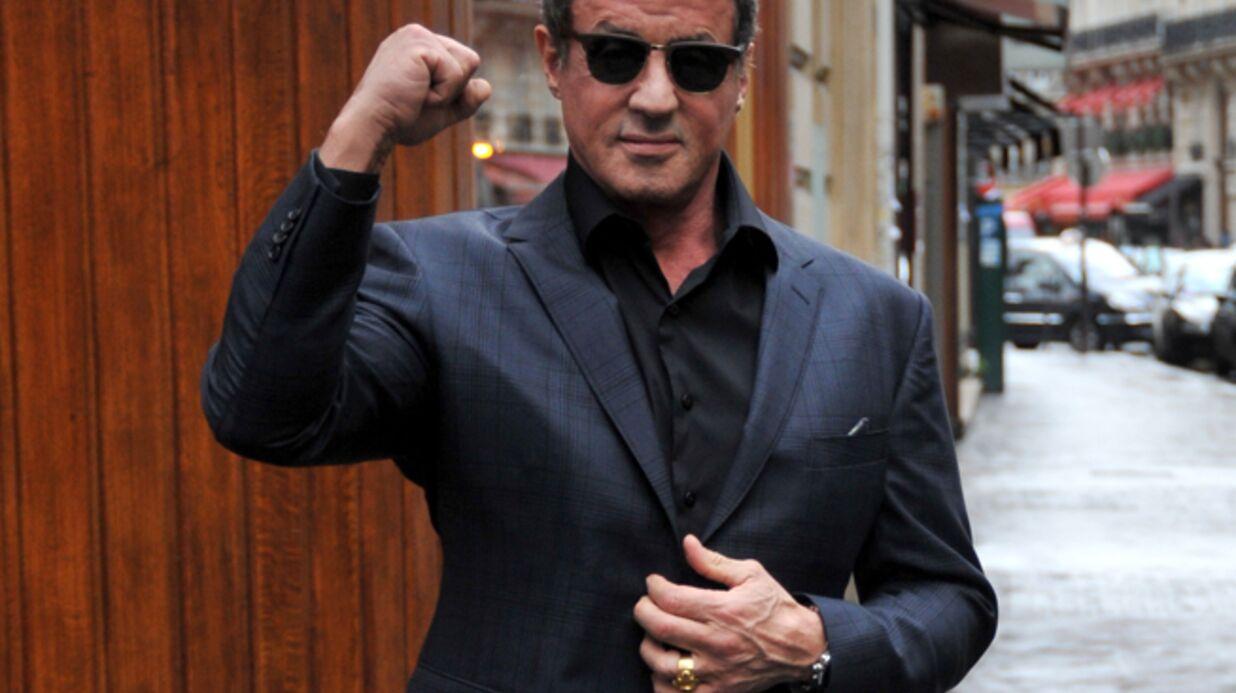 Sylvester Stallone fait payer 445 dollars à ses fans pour une photo