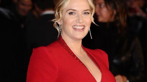 DIAPO Kate Winslet: la grossesse la rend radieuse