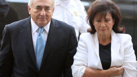Anne Sinclair et Dominique Strauss-Kahn: leurs retrouvailles