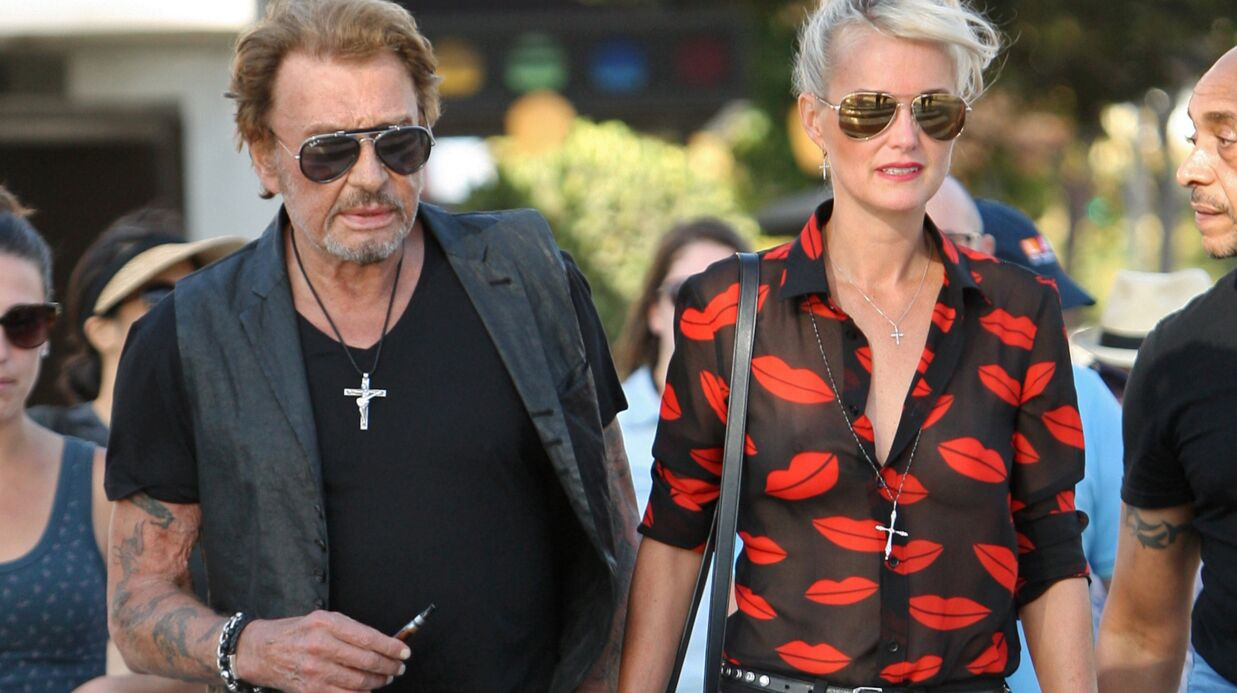Le couple Hallyday ciblé par un redressement judiciaire