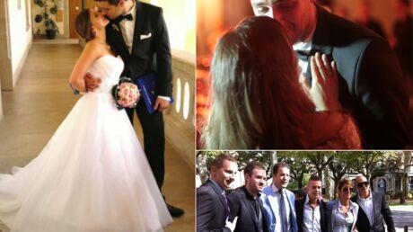 Toutes les photos du mariage de Quentin et Noémie de Top Chef