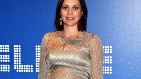 PHOTOS Nathalie Péchalat: une future maman radieuse à Monaco