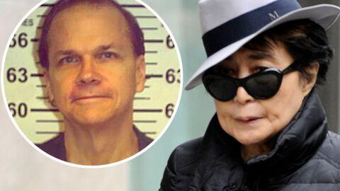 Yoko Ono a peur qu'à sa sortie de prison l'assassin de John Lennon s'en prenne à elle ou à son fils