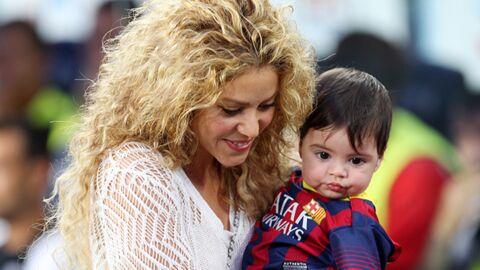 DIAPO Baptême du jeu pour le fils de Shakira et Gerard Piqué