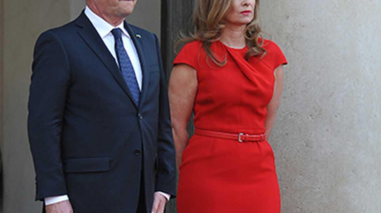 Valérie Trierweiler est restée cloitrée chez elle après son tweet sur Ségolène Royal