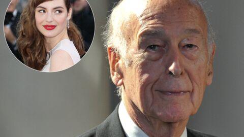 Valery Giscard d'Estaing a dragué des Miss Météo du Grand Journal (sans succès)