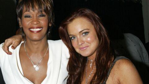 Lindsay Lohan affirme qu'elle a transporté la dépouille de Whitney Houston