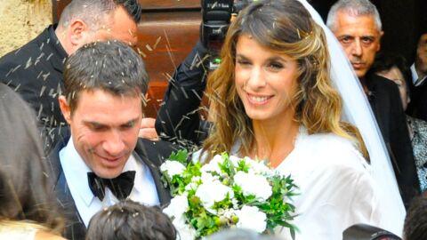 Elisabetta Canalis, l'ex de George Clooney, s'est mariée ce week-end en Italie