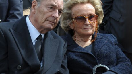 Selon Bernadette, Jacques Chirac lui donne des coups de canne «quand il n'est pas content»