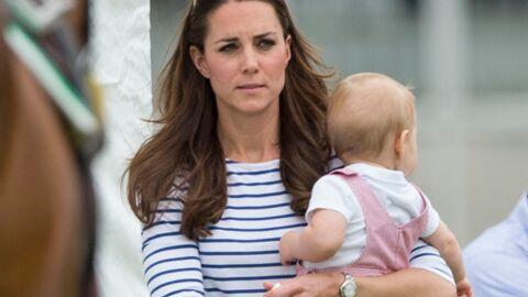 Epuisée par George, Kate Middleton cherche une nounou à plein temps