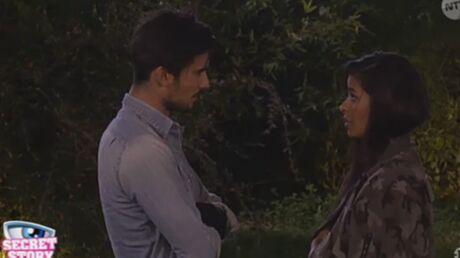 Secret Story 9: Alia a-t-elle puni Ali en le nominant?