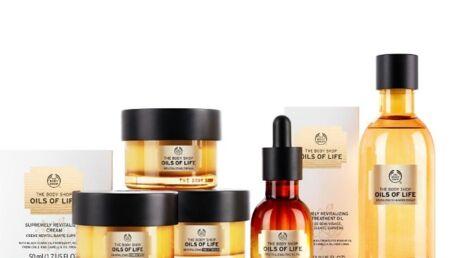 Oils of Life, un nouveau rituel visage signé The Body Shop