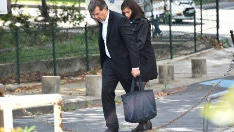 PHOTOS Aurélie Filippetti et Arnaud Montebourg: l'angoisse pour leur fille, née grande prématurée