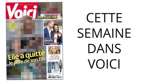 Cette semaine dans Voici: un célèbre top français se sépare du père de son enfant