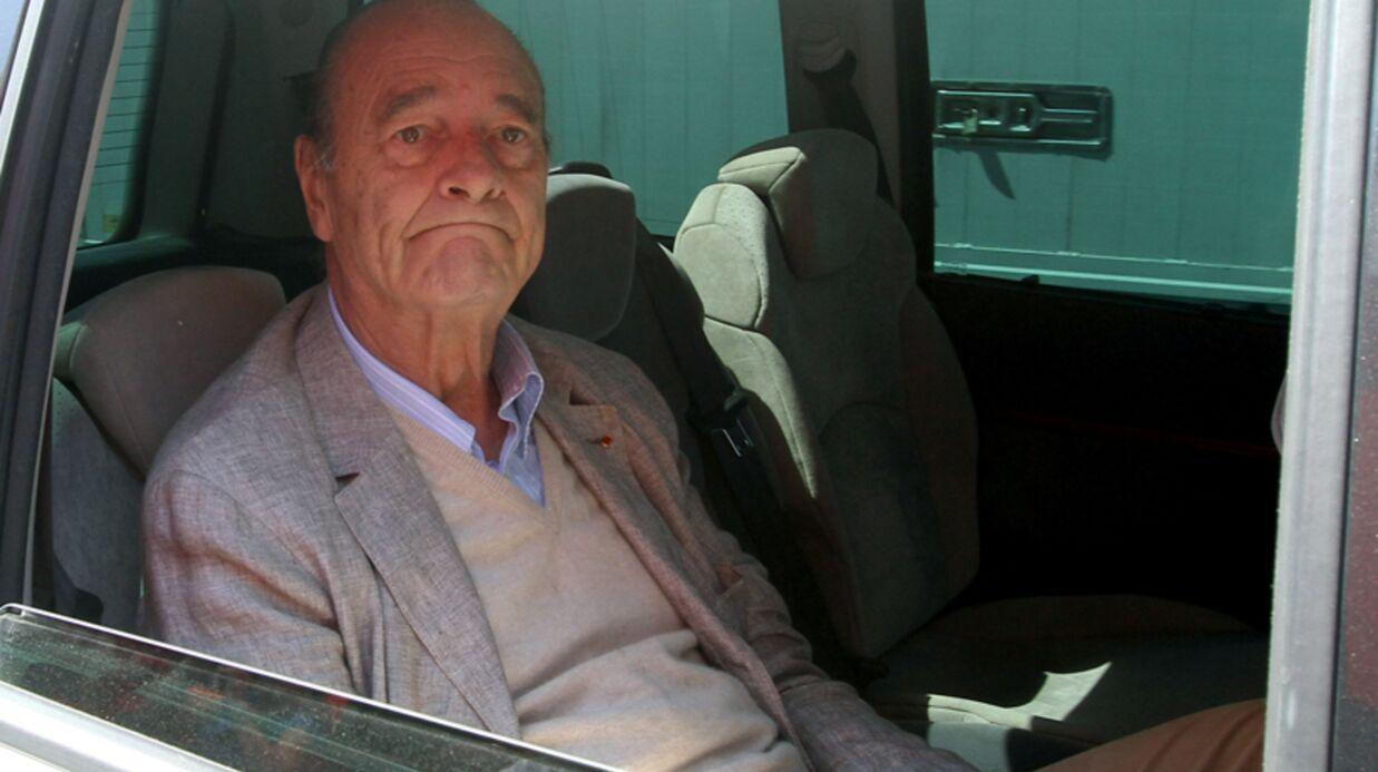 Jacques Chirac: Bernadette l'empêche de draguer