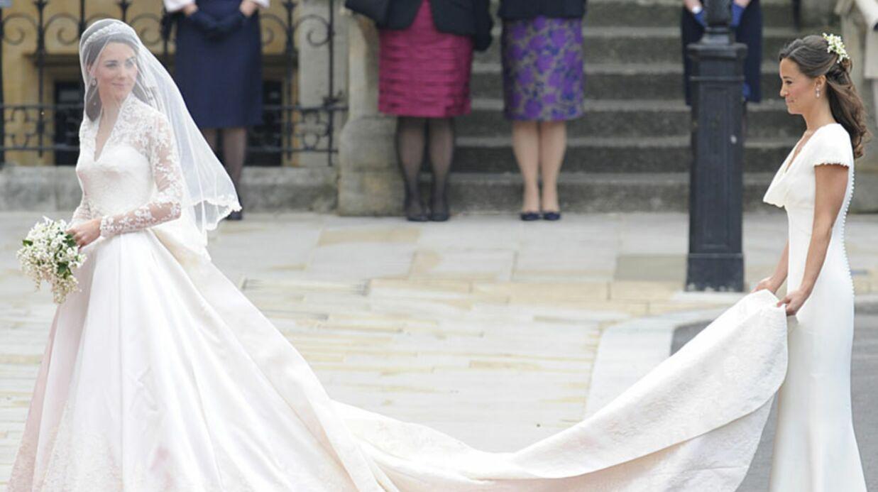 Pippa Middleton: un fessier trop parfait pour être naturel?